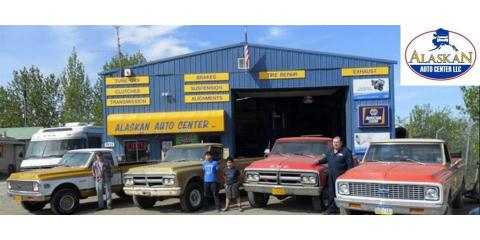 Alaskan Auto Center LLC, Auto Repair, Services, Anchorage, Alaska