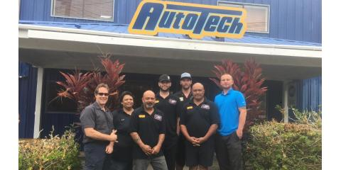 AutoTech, Auto Repair, Services, Kealakekua, Hawaii