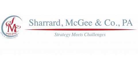 Sharrard, McGee & Co., PA, Accountants, Finance, Greensboro, North Carolina