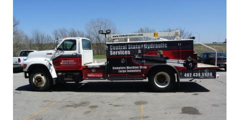 Central States Hydraulic Services Inc., Power Washing, Services, Lincoln, Nebraska