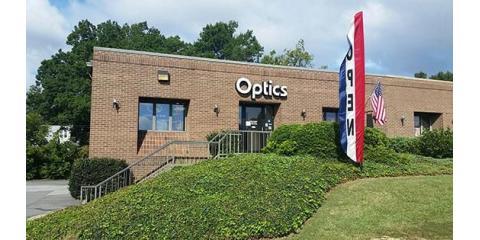 Optics Eyewear, Eye Doctors, Health and Beauty, High Point, North Carolina
