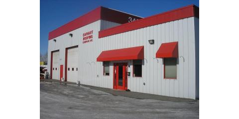 Earhart Roofing Company Inc, Roofing, Services, Anchorage, Alaska