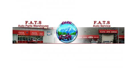F.A.T.S. Parts, Auto Parts, Services, Anchorage, Alaska