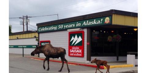 Alaska Sausage & Seafood, Sausages, Restaurants and Food, Anchorage, Alaska