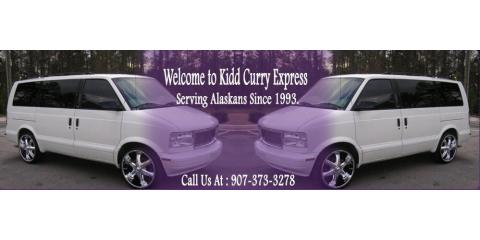 Kidd Curry Express Inc, Courier Services, Services, Wasilla, Alaska