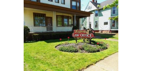 Lafferty Law Office, Attorneys, Services, Conneaut, Ohio