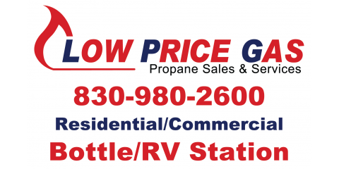 Low Price Gas, Propane and Natural Gas, Services, Bulverde, Texas