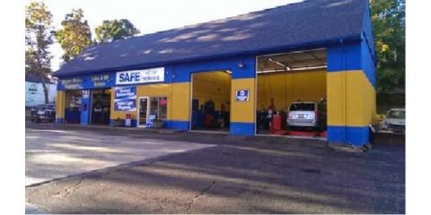SAFE Auto Service, Auto Repair, Services, Meriden, Connecticut