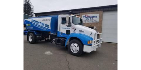 Thomaston Oil, Fuel Oil & Coal, Services, Thomaston, Connecticut
