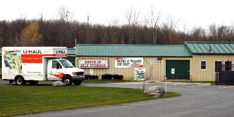 Drive-In Self Storage, Storage Facility, Services, East Syracuse, New York