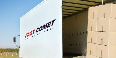Fast Comet Delivery, Delivery Services, Services, Kahului, Hawaii