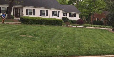 Bennett's Lawn Care, Lawn Care Services, Services, Sophia, North Carolina