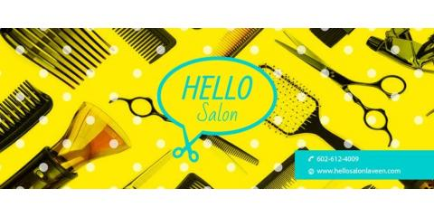Hello Salon, Hair Salon, Health and Beauty, Laveen, Arizona