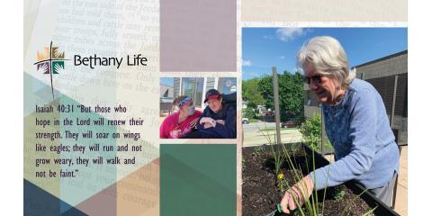 Bethany Life, Senior Services, Services, Story City, Iowa