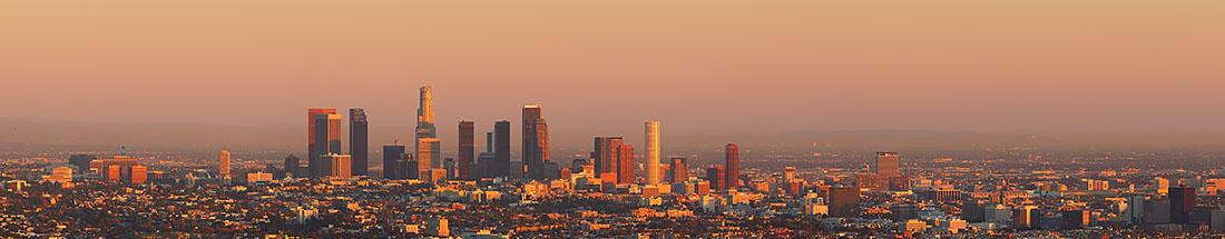 Finance in Los Angeles, California