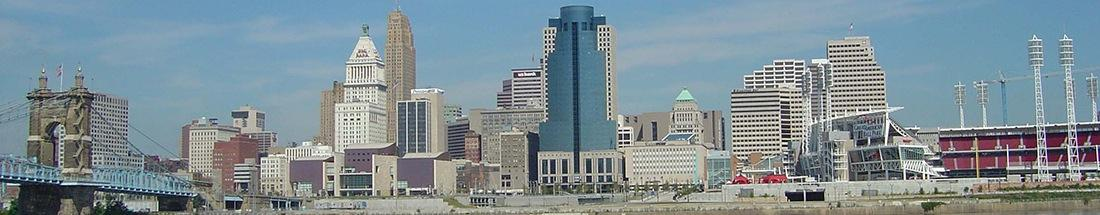 All Businesses in Central Business District, Ohio
