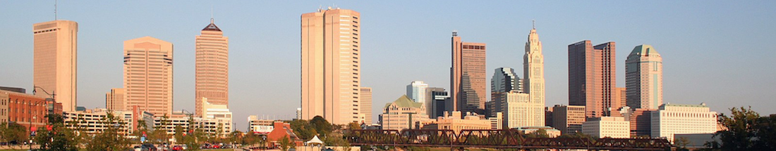 Downtown Columbus, Ohio